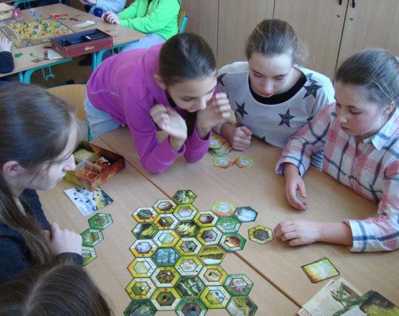 Ecogon Spielrunden