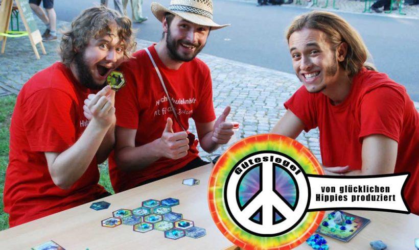 Ecogon, das wahrscheinlich nachhaltigste Brettspiel der Welt!