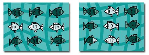 Fish-n-Flips Reihe Flippen - Spalte flippen